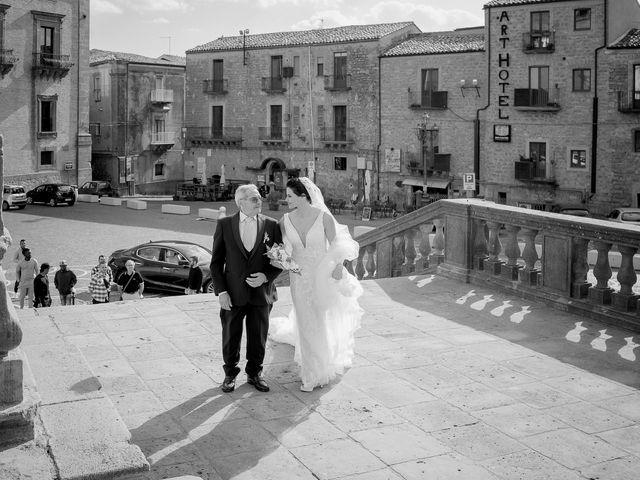 Il matrimonio di Giuseppe e Stefania a Piazza Armerina, Enna 18