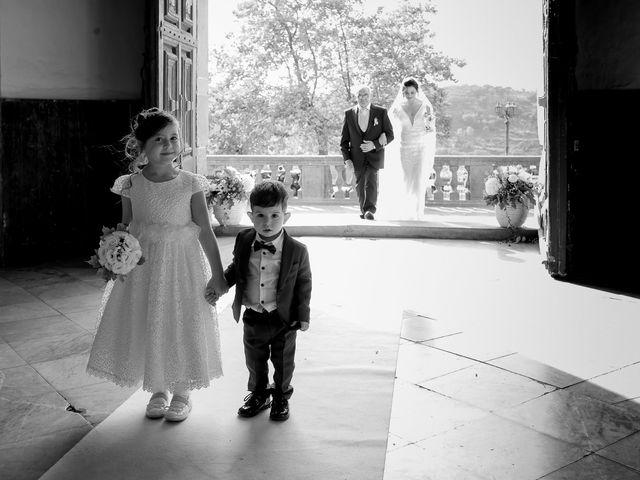 Il matrimonio di Giuseppe e Stefania a Piazza Armerina, Enna 19