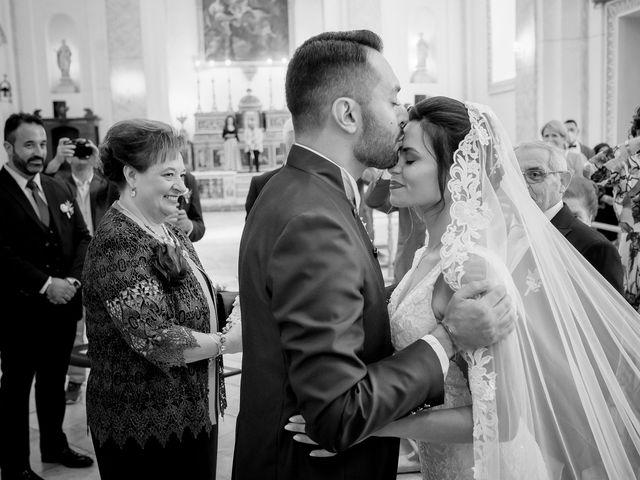 Il matrimonio di Giuseppe e Stefania a Piazza Armerina, Enna 20