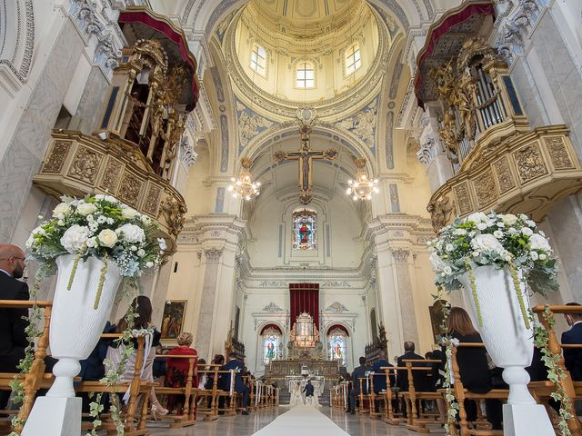 Il matrimonio di Giuseppe e Stefania a Piazza Armerina, Enna 22