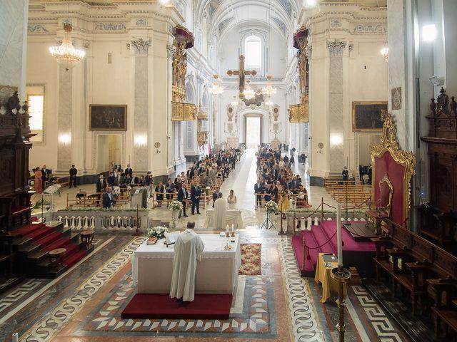 Il matrimonio di Giuseppe e Stefania a Piazza Armerina, Enna 23
