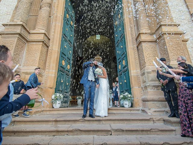 Il matrimonio di Giuseppe e Stefania a Piazza Armerina, Enna 26