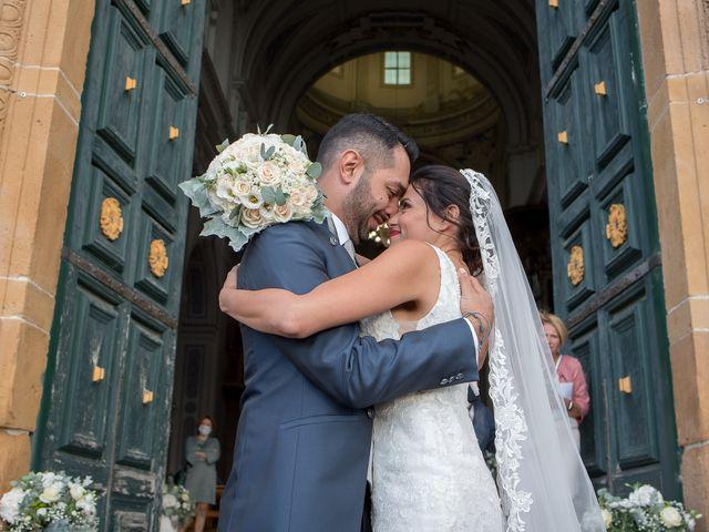 Il matrimonio di Giuseppe e Stefania a Piazza Armerina, Enna 27