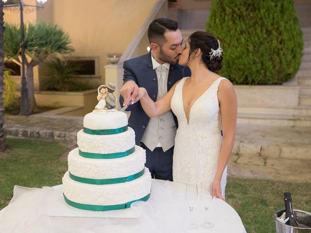 Il matrimonio di Giuseppe e Stefania a Piazza Armerina, Enna 42