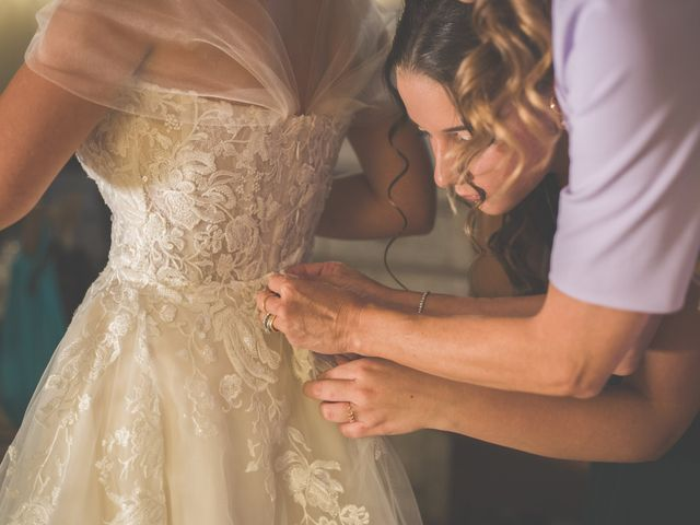 Il matrimonio di Daniele e Laura a Gossolengo, Piacenza 13