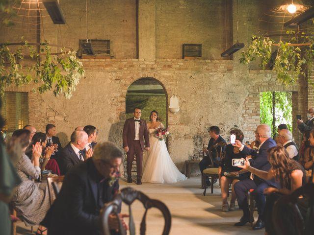 Il matrimonio di Daniele e Laura a Gossolengo, Piacenza 19
