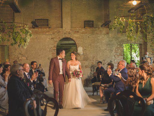 Il matrimonio di Daniele e Laura a Gossolengo, Piacenza 20