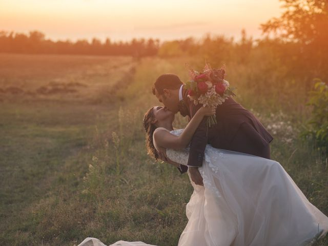 Il matrimonio di Daniele e Laura a Gossolengo, Piacenza 53