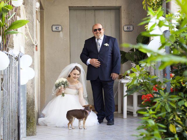Il matrimonio di Vincenzo e Mariangela a Aquara, Salerno 6