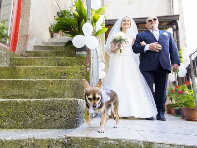Il matrimonio di Vincenzo e Mariangela a Aquara, Salerno 7