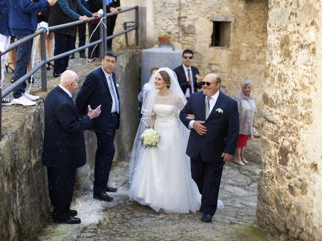 Il matrimonio di Vincenzo e Mariangela a Aquara, Salerno 8