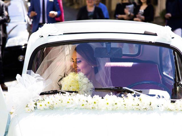Il matrimonio di Vincenzo e Mariangela a Aquara, Salerno 9
