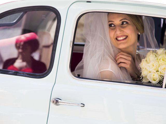 Il matrimonio di Vincenzo e Mariangela a Aquara, Salerno 10