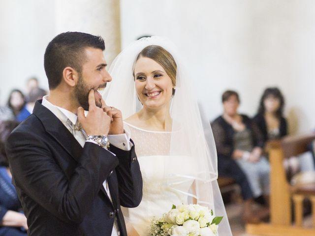 Il matrimonio di Vincenzo e Mariangela a Aquara, Salerno 11