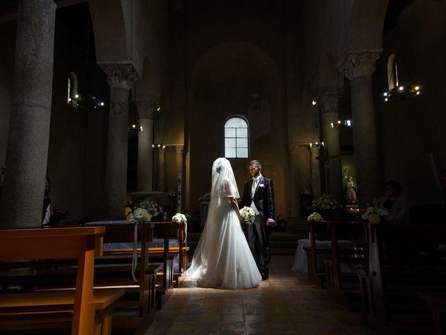 Il matrimonio di Vincenzo e Mariangela a Aquara, Salerno 14