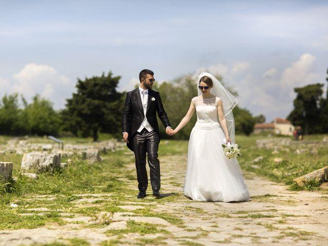 Il matrimonio di Vincenzo e Mariangela a Aquara, Salerno 16