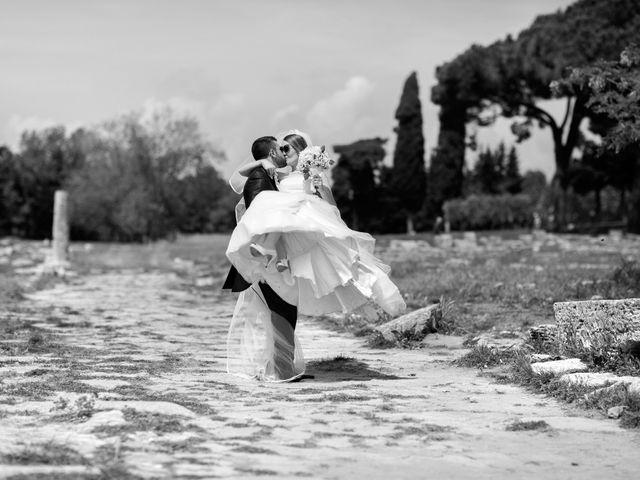 Il matrimonio di Vincenzo e Mariangela a Aquara, Salerno 17