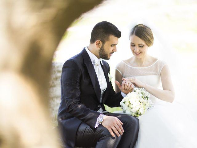 Il matrimonio di Vincenzo e Mariangela a Aquara, Salerno 18