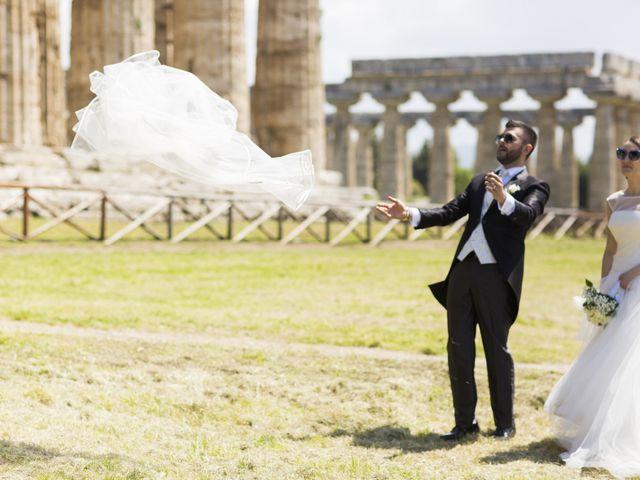 Il matrimonio di Vincenzo e Mariangela a Aquara, Salerno 19