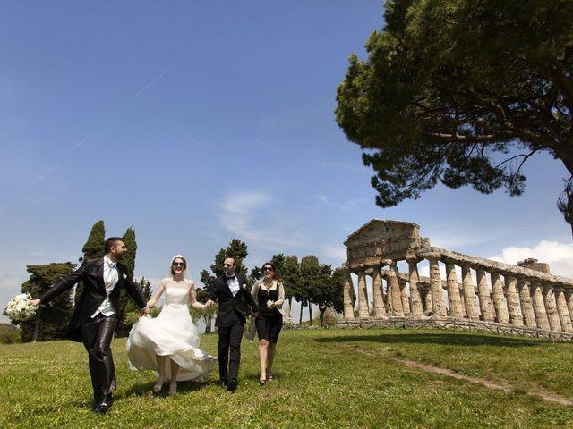 Il matrimonio di Vincenzo e Mariangela a Aquara, Salerno 20
