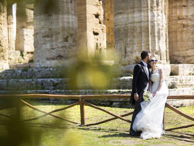 Il matrimonio di Vincenzo e Mariangela a Aquara, Salerno 21