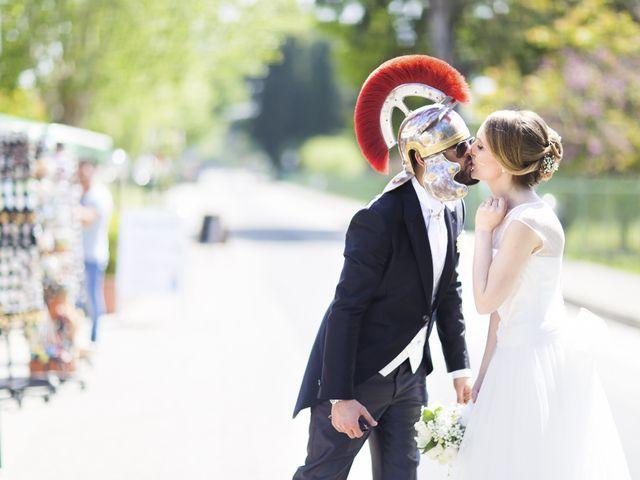 Il matrimonio di Vincenzo e Mariangela a Aquara, Salerno 23