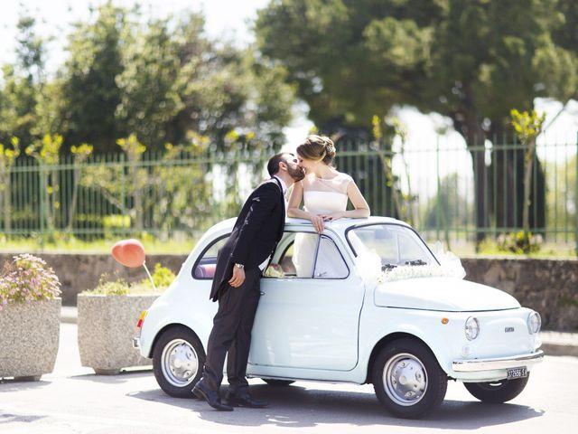 Il matrimonio di Vincenzo e Mariangela a Aquara, Salerno 26