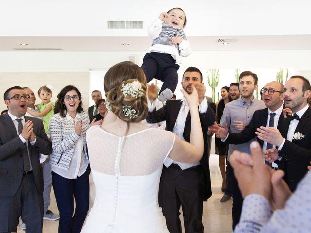 Il matrimonio di Vincenzo e Mariangela a Aquara, Salerno 34