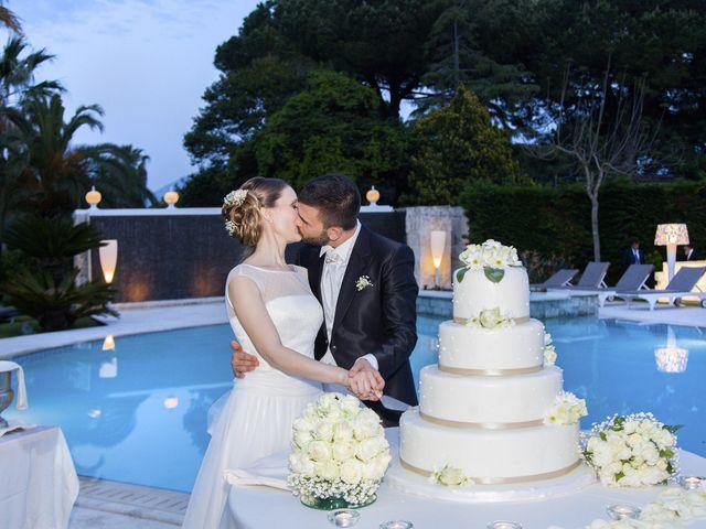 Il matrimonio di Vincenzo e Mariangela a Aquara, Salerno 36
