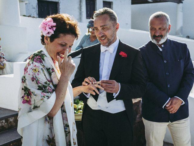 Il matrimonio di Marco e Rosanna a Stromboli, Messina 18