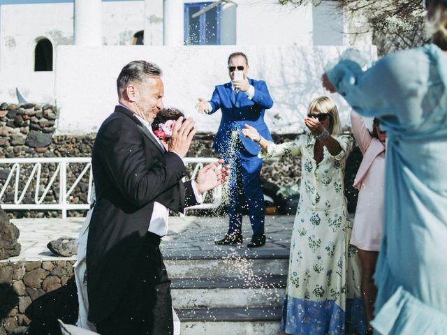 Il matrimonio di Marco e Rosanna a Stromboli, Messina 21