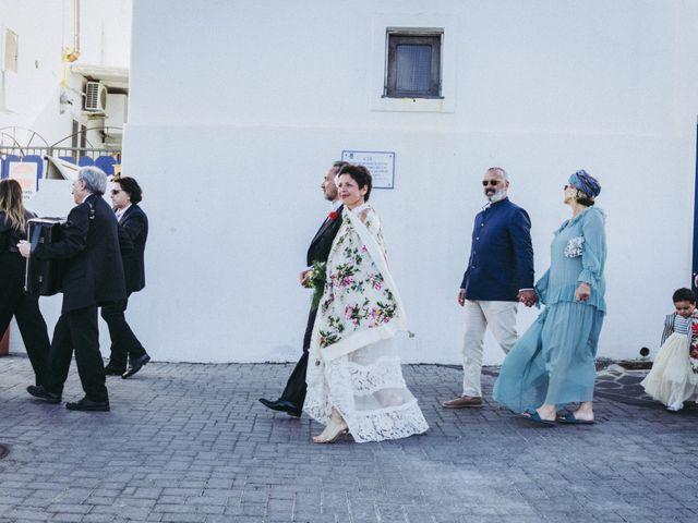 Il matrimonio di Marco e Rosanna a Stromboli, Messina 23