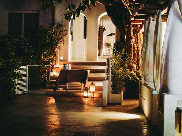 Il matrimonio di Marco e Rosanna a Stromboli, Messina 30