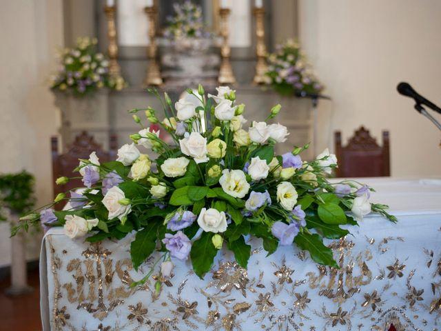 Il matrimonio di Luca e Valentina a Altopascio, Lucca 3