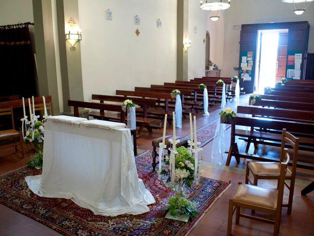 Il matrimonio di Luca e Valentina a Altopascio, Lucca 7