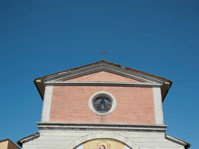 Il matrimonio di Luca e Valentina a Altopascio, Lucca 9