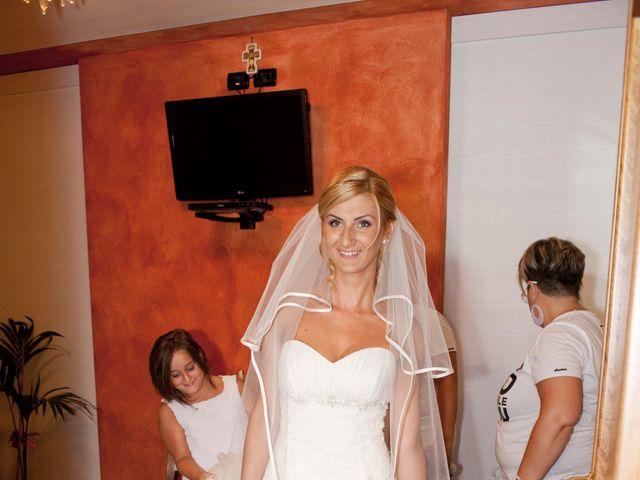 Il matrimonio di Luca e Valentina a Altopascio, Lucca 23