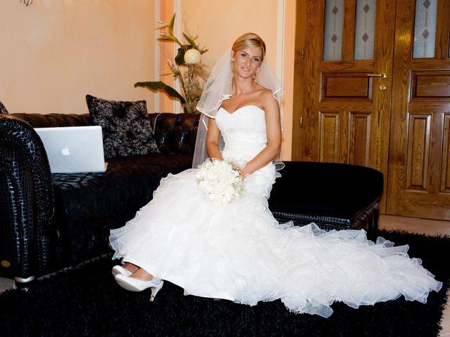 Il matrimonio di Luca e Valentina a Altopascio, Lucca 25