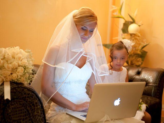 Il matrimonio di Luca e Valentina a Altopascio, Lucca 1