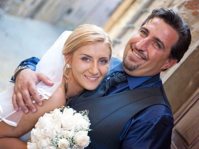 Il matrimonio di Luca e Valentina a Altopascio, Lucca 35