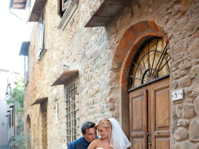 Il matrimonio di Luca e Valentina a Altopascio, Lucca 36