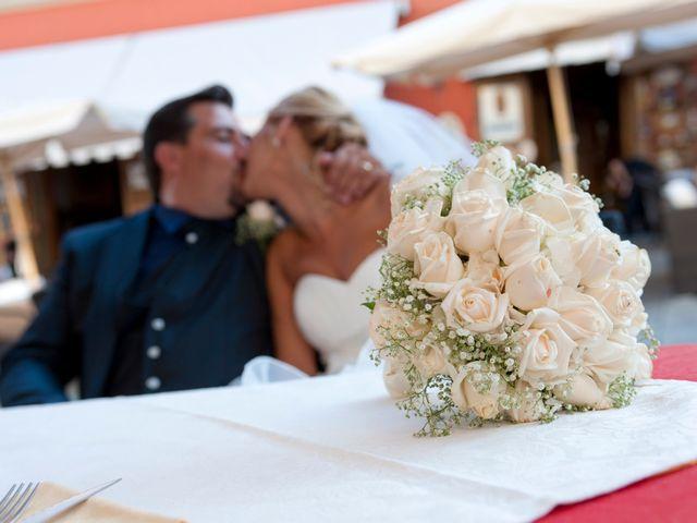 Il matrimonio di Luca e Valentina a Altopascio, Lucca 37