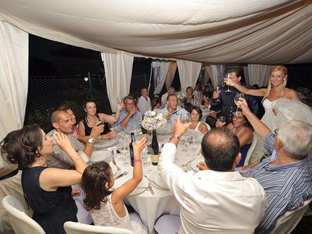 Il matrimonio di Luca e Valentina a Altopascio, Lucca 39