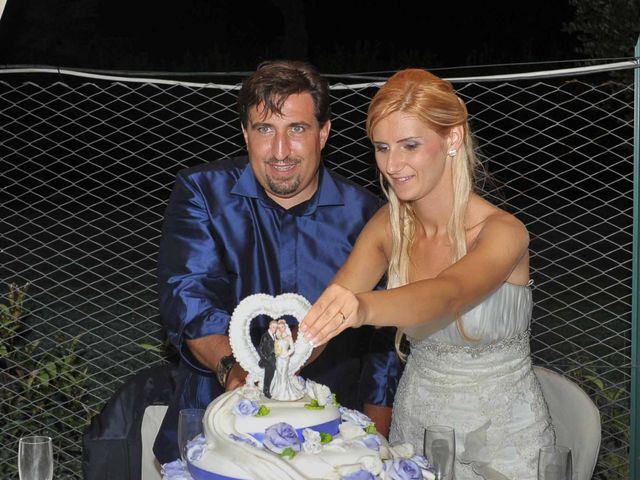 Il matrimonio di Luca e Valentina a Altopascio, Lucca 41