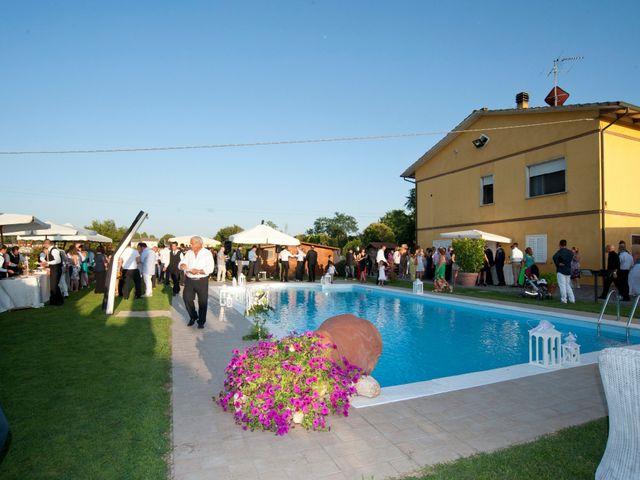 Il matrimonio di Luca e Valentina a Altopascio, Lucca 44