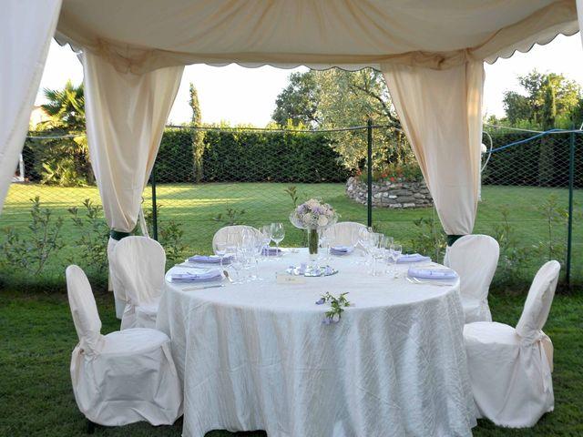 Il matrimonio di Luca e Valentina a Altopascio, Lucca 54