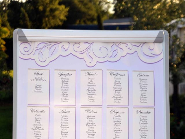 Il matrimonio di Luca e Valentina a Altopascio, Lucca 59
