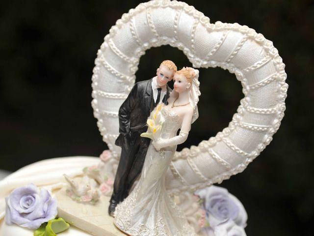 Il matrimonio di Luca e Valentina a Altopascio, Lucca 61