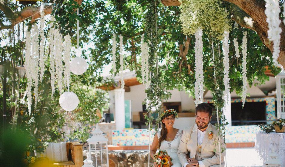 Il matrimonio di Davide e Ilaria a Alghero, Sassari
