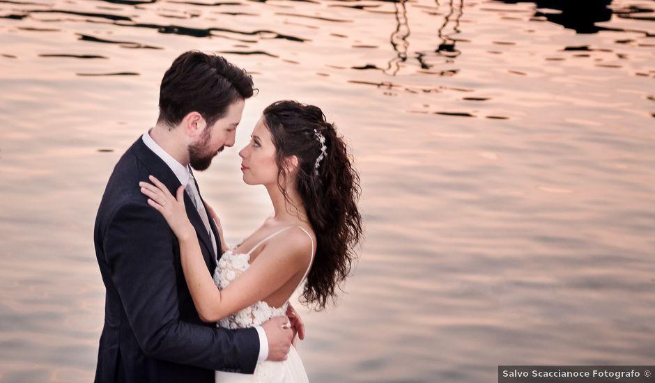Il matrimonio di Sergio e Giulia a Catania, Catania